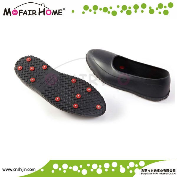 Indoor And Outdoor Silicone Safety Footwear