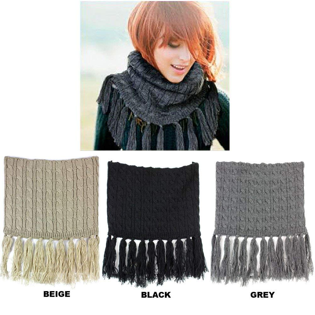 Cheap Knitted Cowl Neck Warmer Pattern Find Knitted Cowl Neck
