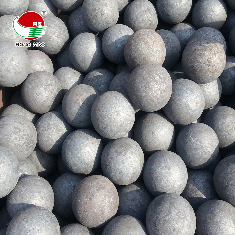 Diameter 60-125mm Forged Grinding Steel Ball for Ball Mill