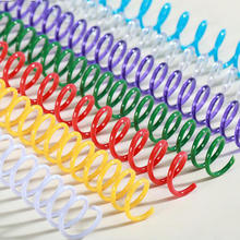 Plastic Spiral Wire Coil Binding for Office Binding Supplies