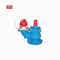 Outdoor Fire Hydrant Outdoor underground fire hydrant of Type BS750