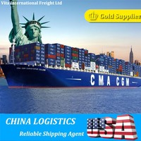 China sea container shipping price to new york,seattle,USA