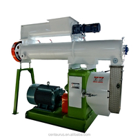 CE UL certification small capacity corn straw pellet mill for sale with best price