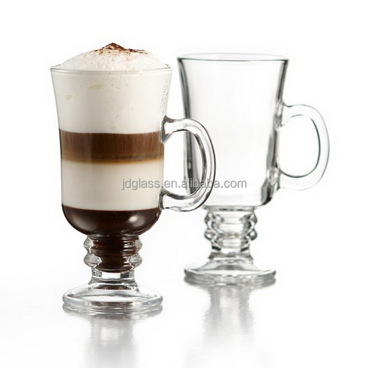 250ml Irish Coffee Glass Mugglass Coffee Mug Wholesale Buy Irish Coffee Glass Mugglass Coffee Mugirish Coffee Glasses Product On Alibabacom