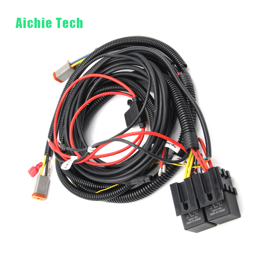 China Relay Car Harness Wholesale Alibaba Motorcycle Headlight Wire Yueqing Holen Electronics Co Ltd