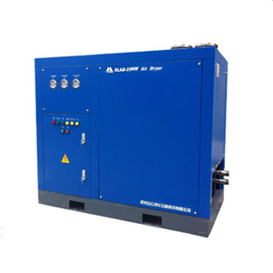 Refrigerated cold screw air compressor Dryer 6Bar to10Bar