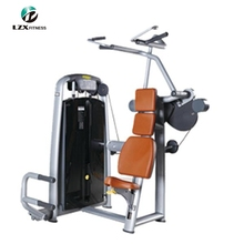 Gym fitness machine/Verticale Tractie uit China Shandong LZX firness