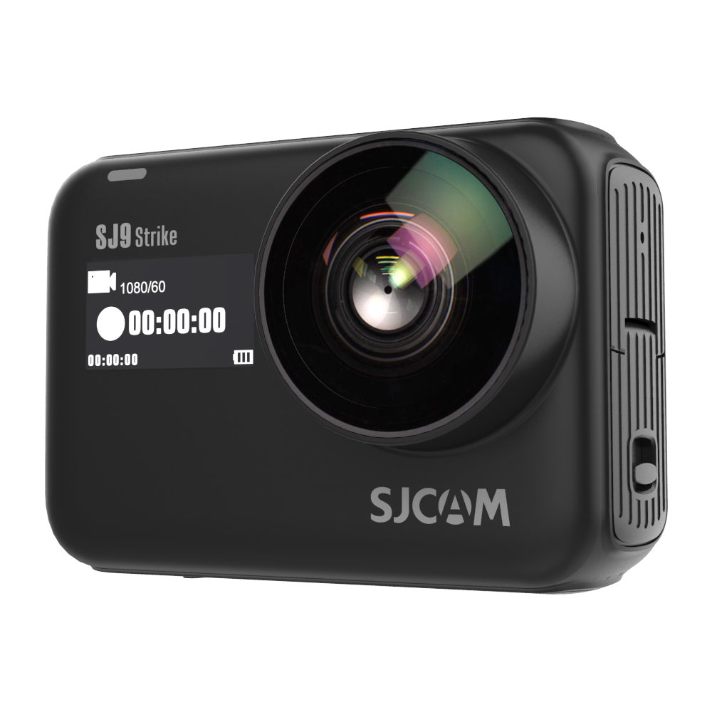 SJ9 Strike Waterproof Digital Action Camera with Touch Screen 4K@60 fps HD <strong>Video</strong> 12MP Photos Live Streaming Stabilization