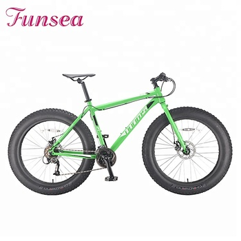 Extreme sport outdoor cycle China supplier fashion popular fatbike beach cruiser 26x4.0 snow bicycle fat bike tire