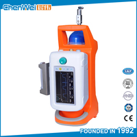 CWH-2020 Portable Emergency Ventilator Portable with Oxygen Cylinder