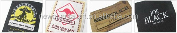 Woven Cloth Labels, Fashion Garment, Shirt Label