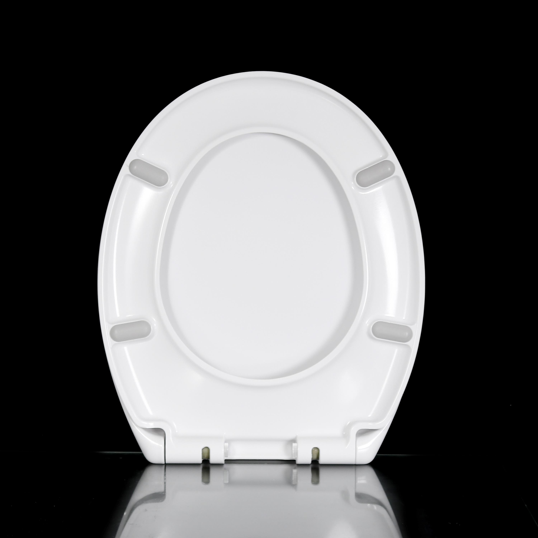 042 REINO UNIDO perto suave forma redonda Europeia UF assentos sanitários cobrir