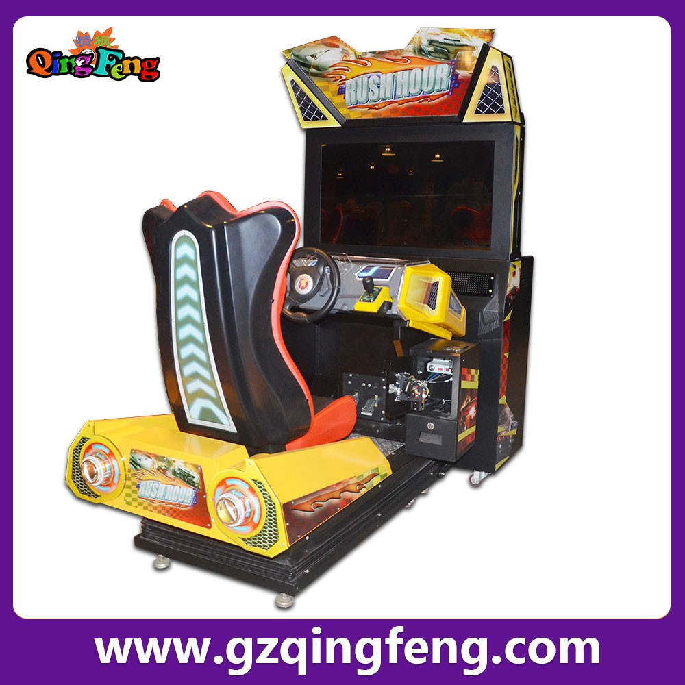 Qingfeng Canton Fair Super Mario Car Racing Game Machine Super ...