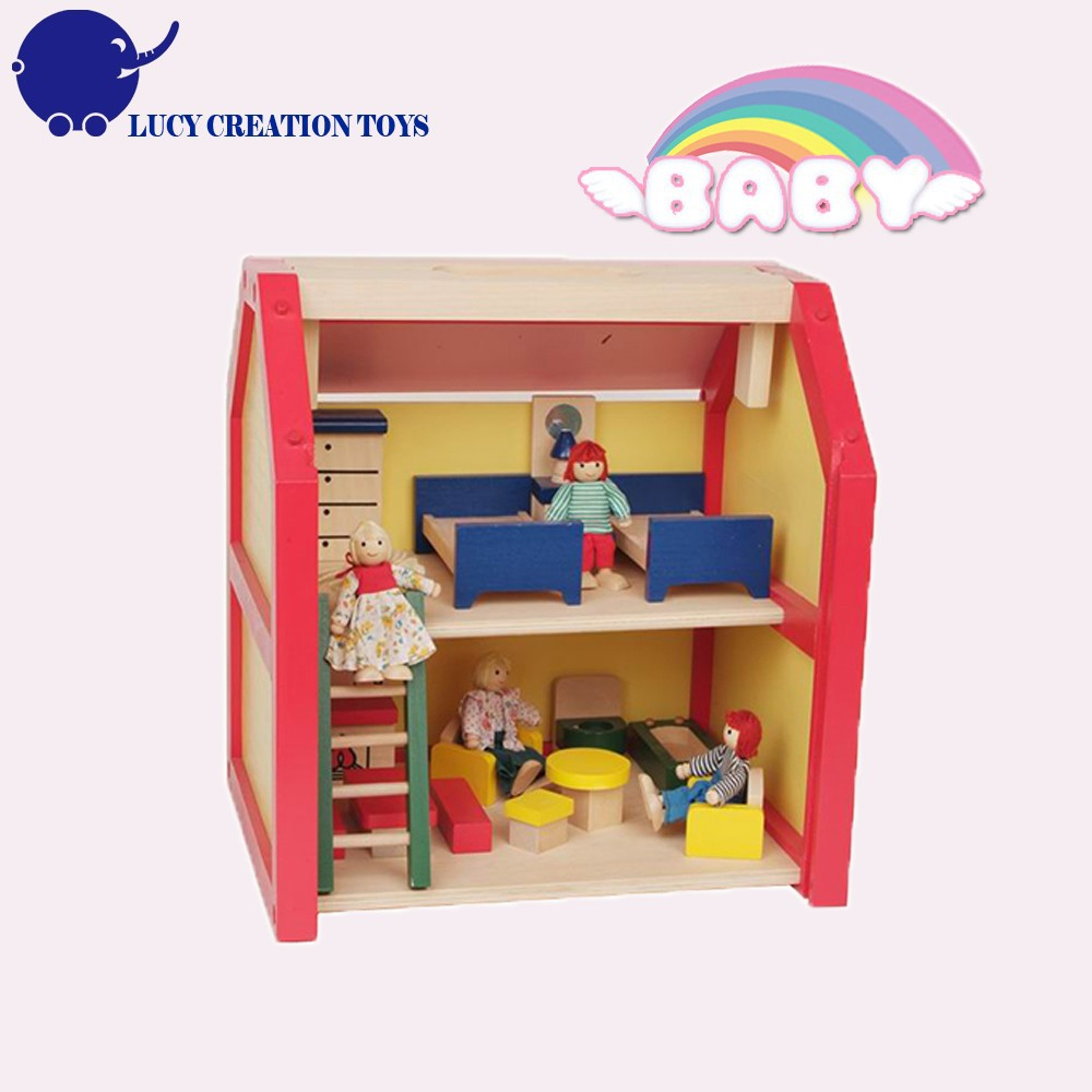 Play Toy Diy Wooden Portable Doll House   Buy Portable Doll House,Diy Portable  Doll House,Diy Wooden Portable Doll House Product On Alibaba.com