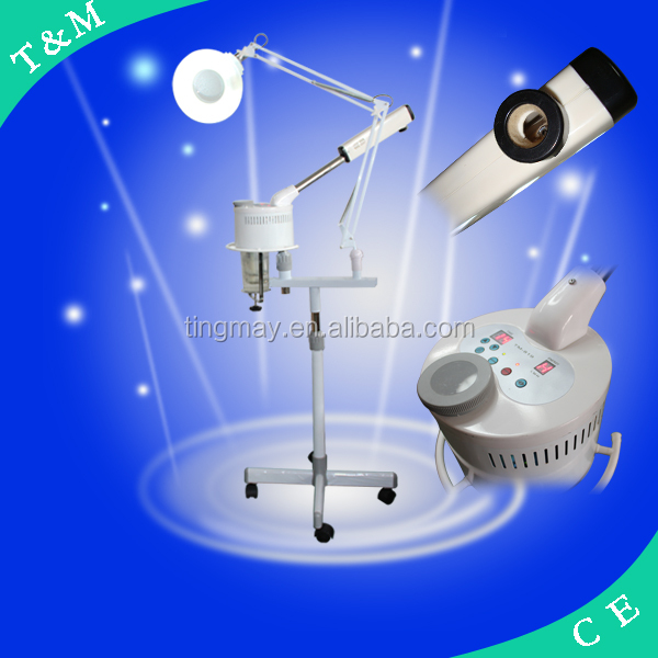 China Professional aromatherapy ozone facial steamer