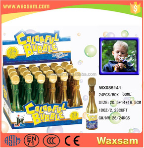 Funny Champagne Soap Bubble Water Toys stick bubble toy for kids
