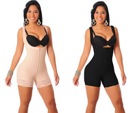Sexy Wholesale Ladies Slimming body shaper bodysuit Underwear Women's Plus Size Shapers Bodysuit