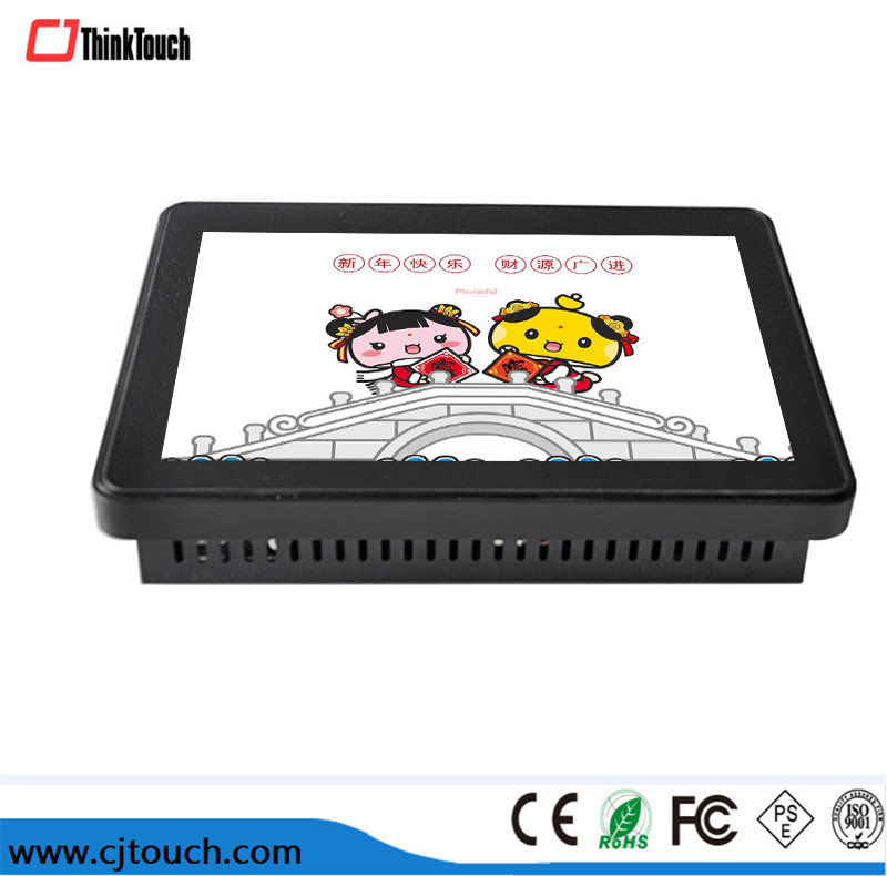 computer all in one pc portable 21.5'' Android game download touch screen all in one pc lcd digital signage