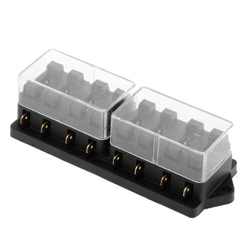 imc hot case box holder fuse plug 12v 8 fuses for car auto ... a penny in fuse box