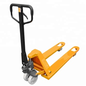 Good quality Hand Carry Pallet Truck hydraulic pump hand pallet truck