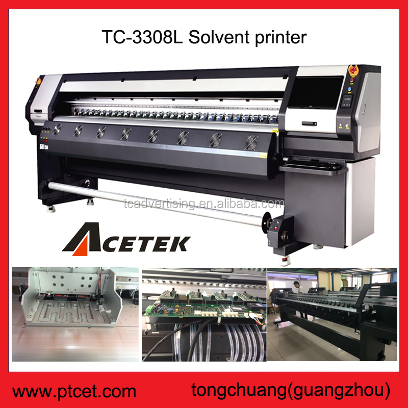 taimes t5 konica minolta 512i print head outdoor flexo banner printer