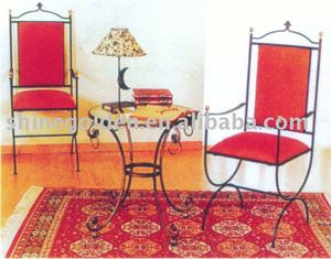 Fashion French Classic furniture wrought iron table