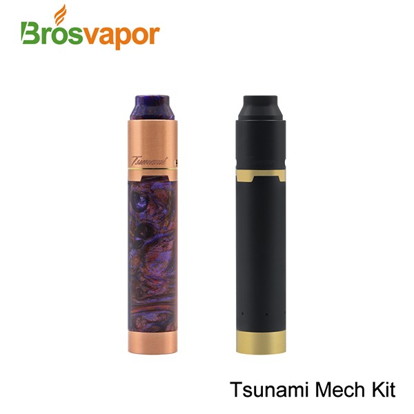100% Authentic Geekvape Tsunami Mech Kit Wholesale with Fast Shipping