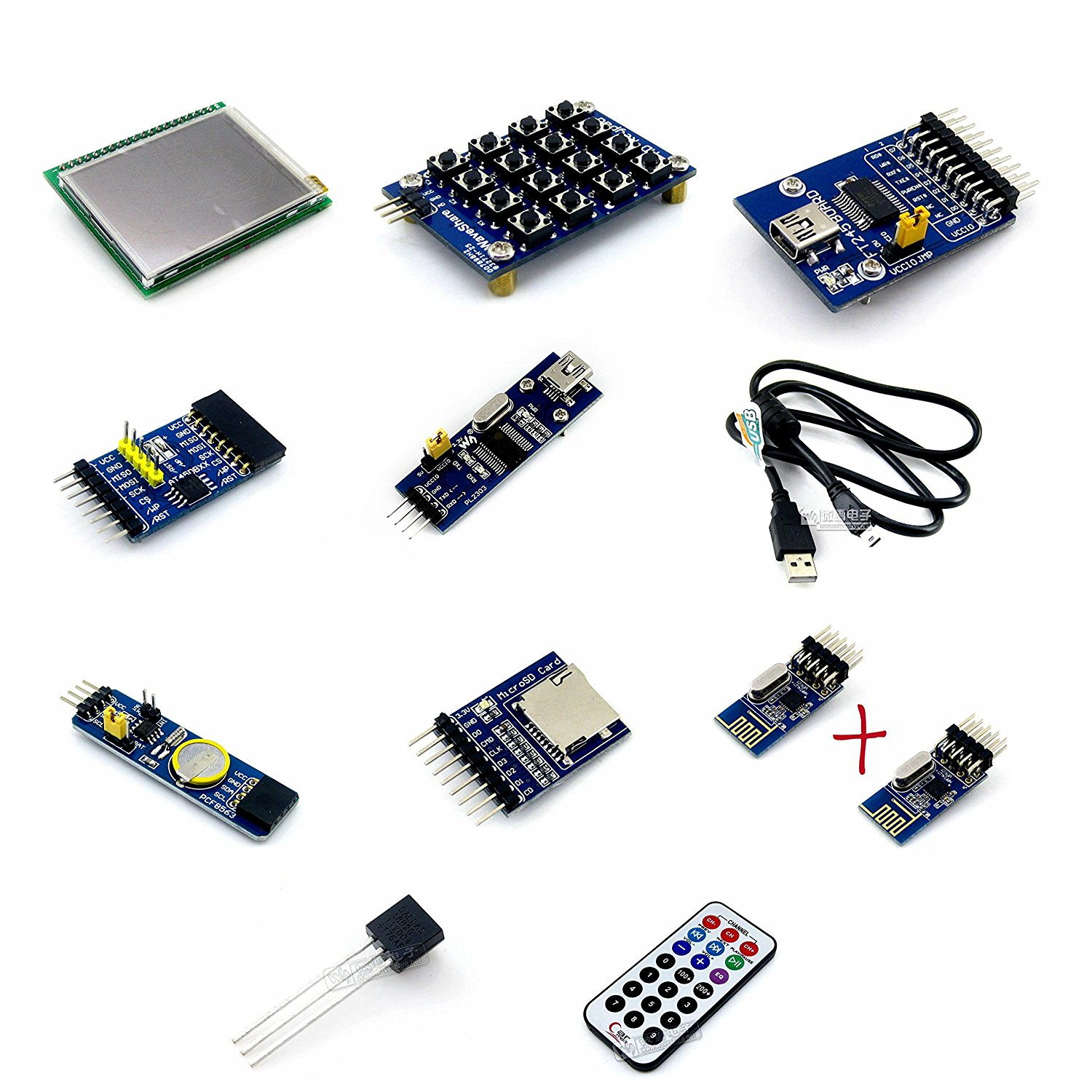 Cheap Pic Development Board Find Deals On Circuits Icsp In Circuit Serial Programming Based Pic16f84 Get Quotations Venel Electronic Component Open18f4520 Package A Designed For Pic18f Series