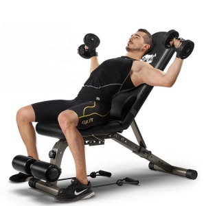 fitness gym at home weight lifting Bench