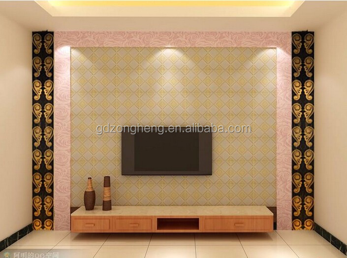Best Design Top Printing For 3d Glass Tv Back Wall Oem/odm Order ...