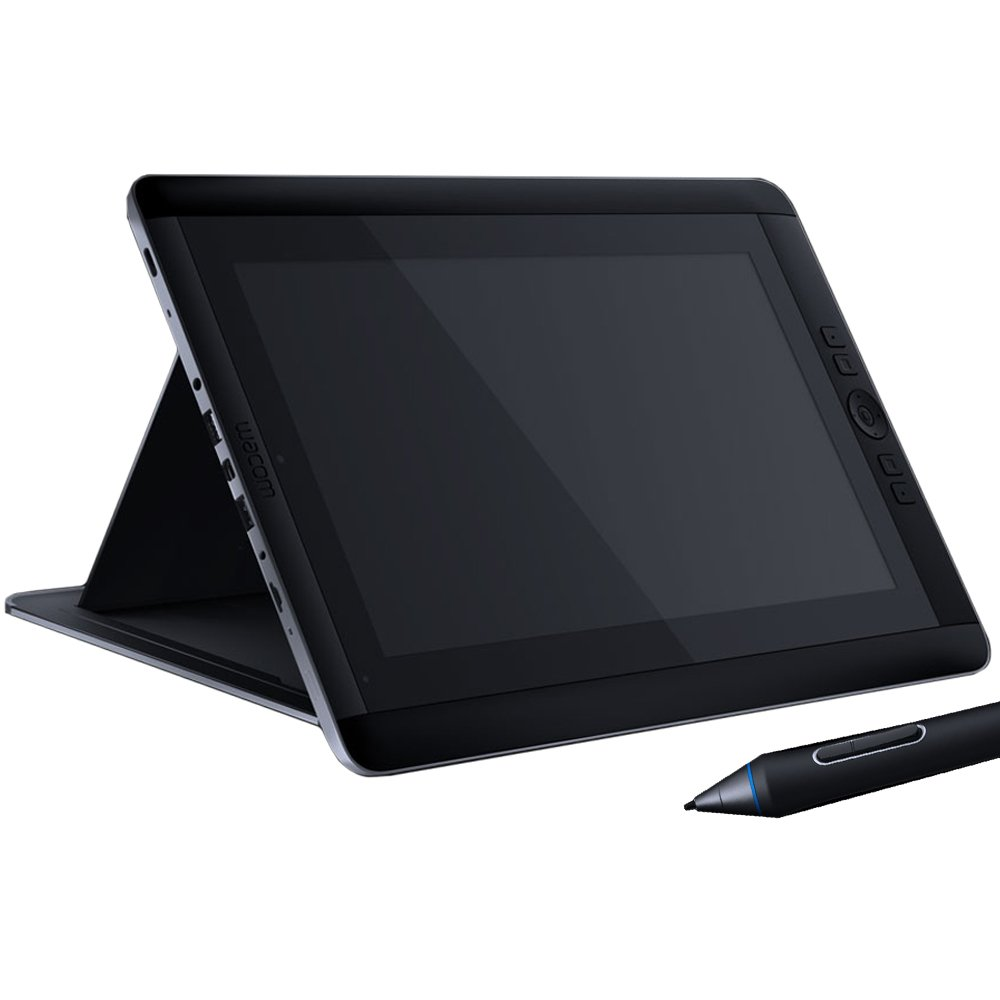 Wacom Cintiq 13HD Creative Pen & Touch Display DTH1300 - (Certified Refurbished)