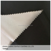 woven Pa coated polyester umbrella fabric