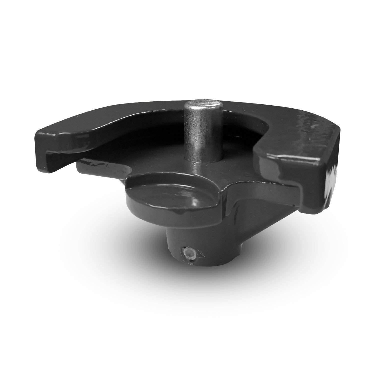 AMPLock U-TLS2 boat trailer lock/trailer coupler lock/RV lock (fits on specific 2 inches coupler only)