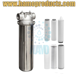 Hydraulic Filter Housing/Cartridge Filter Housing/Stainless Steel Water Filter Housing