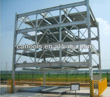 Puzzle Type Car Pallet Stacking Parking System