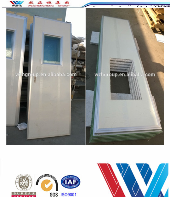 Insulation Sandwich Panel Garage Doors With CE And Cheap Price For Myanmar  Thailand Malaysia Brunei Singapore