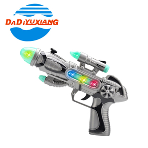 Most popular items electric kids safe plastic toy gun for sale