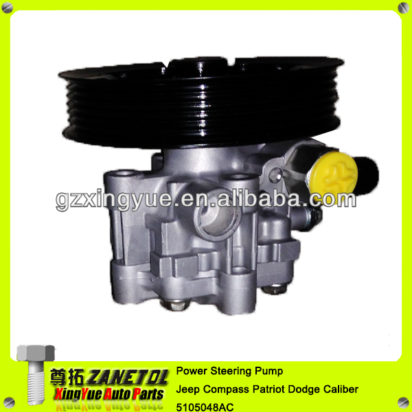 Power Steering Pump For Jeep Pass Patriot Dodge Caliber 5105048ac Rhalibaba: 2007 Dodge Caliber Power Steering Pump Location At Gmaili.net