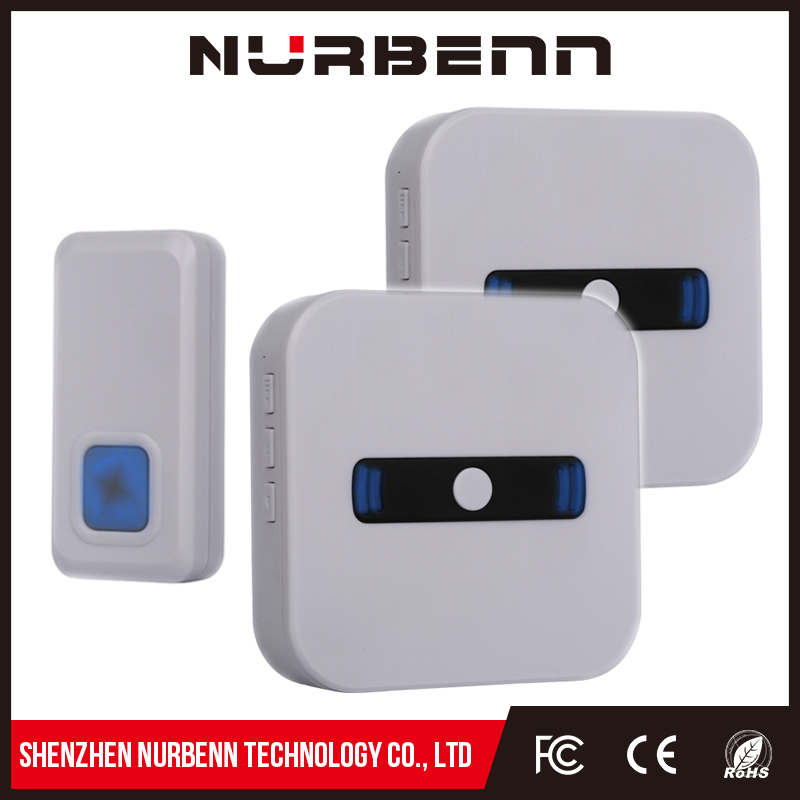 Custom logo low price touch door bell switch for hospital