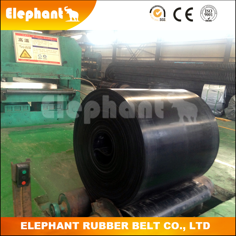 Hot Vulcanization Rubber Conveyor Belt