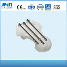 6.5 titanium surgical cannulated locking screw orthopedic medical bone screws price