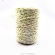 wx-002 wholesale recycled cotton mop yarn 3s-10s for knitting/weaving