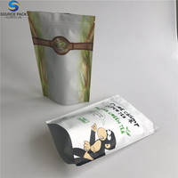 Free Sample Available Plastic Rice Bag Stand Up Pouch For Cereal Food Packaging