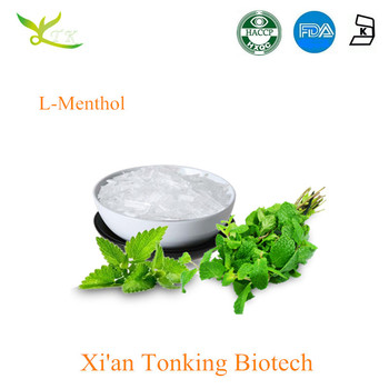supply best quality crystal menthol 99%