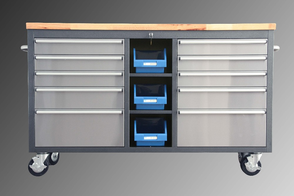 Cheap Price Metal Tool Trolley Tool Cabinet With Tools