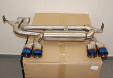 Exhaust for bmw e46 m3