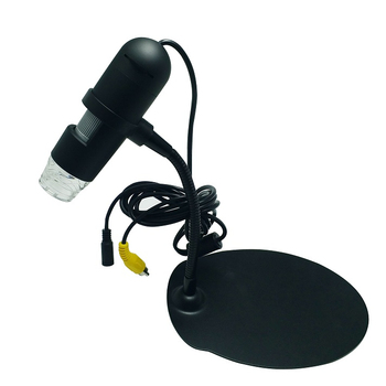 TV Digital Microscope With 8 LED Light