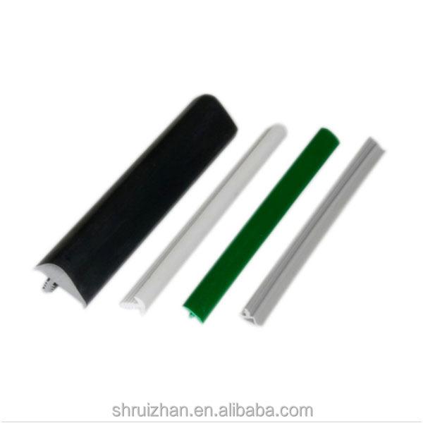 U- shape plastic profile/ T-shape plastic strip/ extrusion plastic profile