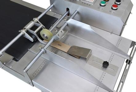 page separate labeling machine for plane