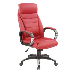 Guyou Swivel Adjustable High Back PU Leather Computer Meeting Office Chair